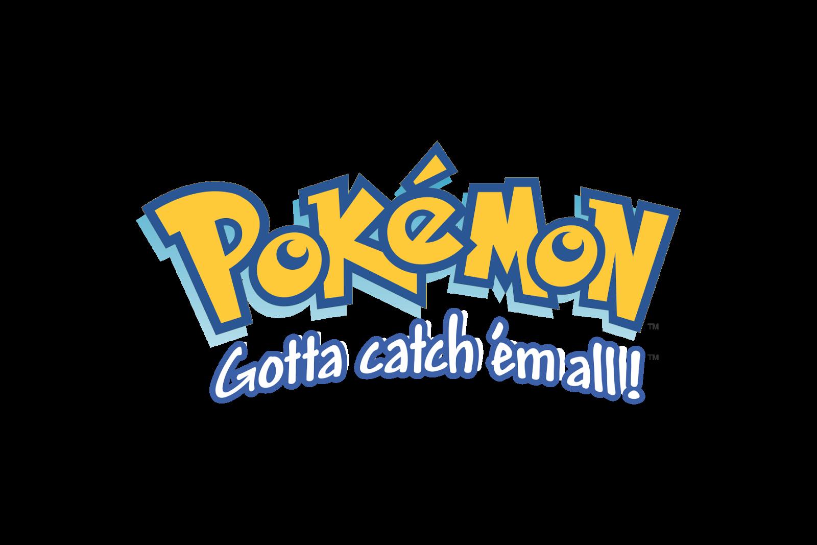 Pin on Pokémon Logos