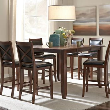 Torence 5Piece Counter Height Dining Set  House  Pinterest Prepossessing Dining Room Sets Costco Inspiration