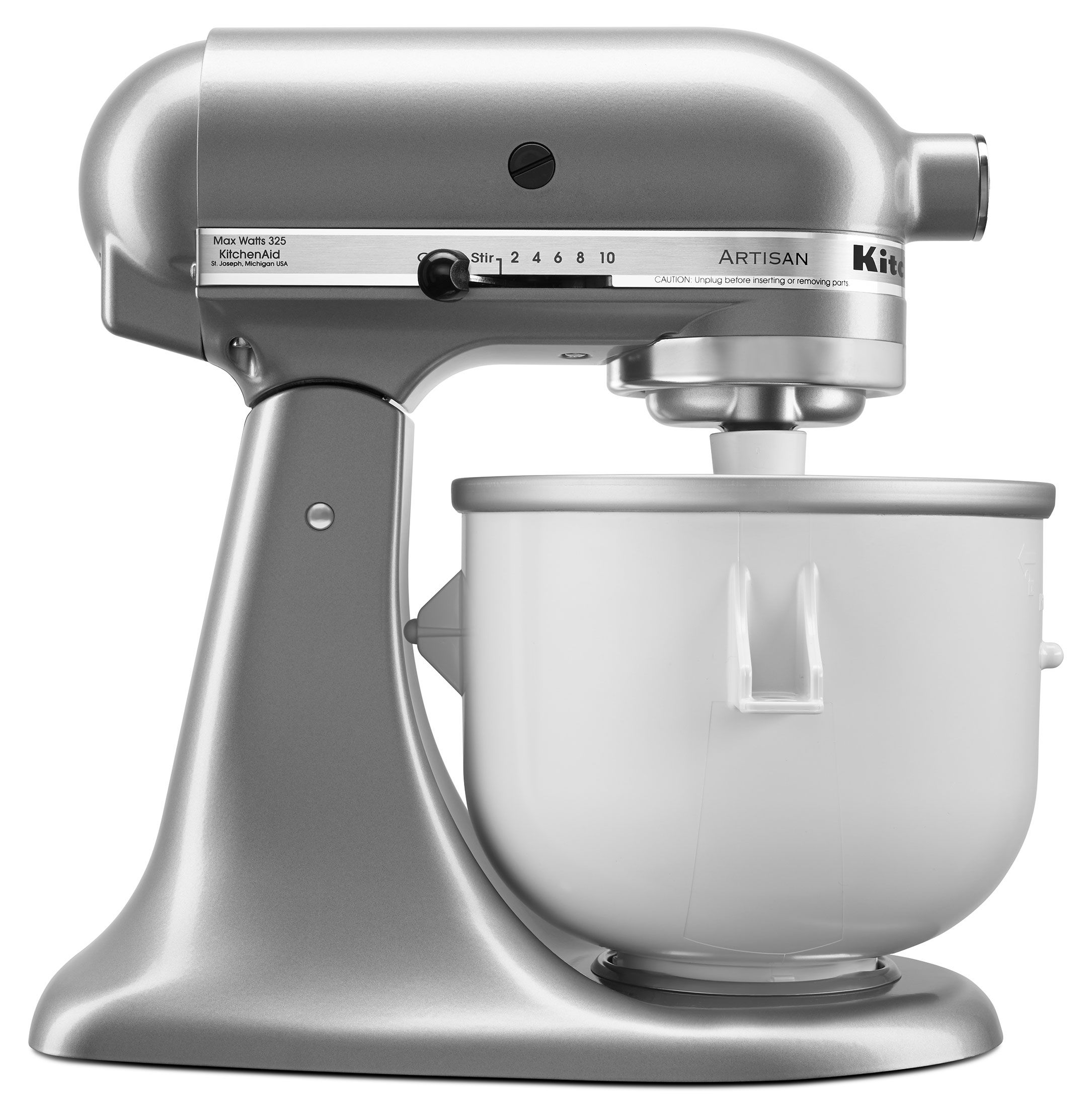 The Best Ice Cream Makers On The Market No Matter Your Budget Kitchenaid Ice Cream Maker Ice Cream Maker Best Ice Cream Maker