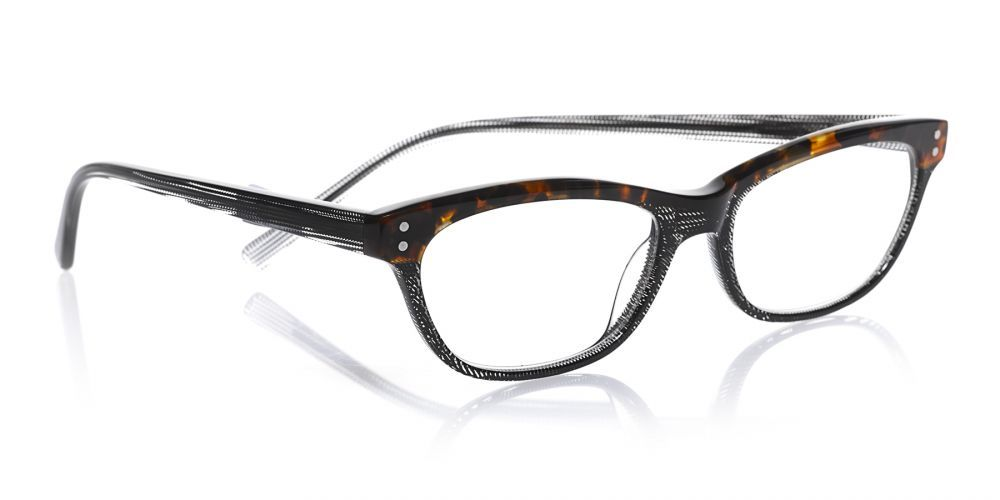 4575e3a3647 eyebobs Stew Zoo reading glasses in tortoise with black crystal ...