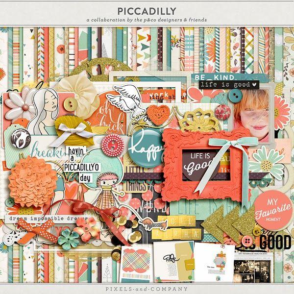 DSD 2013 Blog Hop #scrapbook #digiscrap