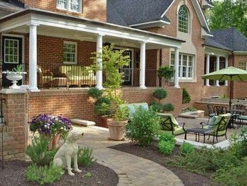 images about backyard patio on pinterest terrace backyard patio designs and large backyard - Ideas For Backyard Patios