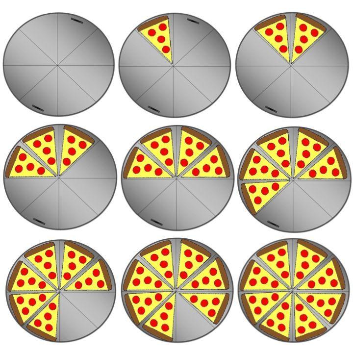 B070daa23e7456a68bc1b7bb0e13687f Comparing Fractions Math Fractions Jpg 720 720 Murtoluvut Matematiikka Pelit