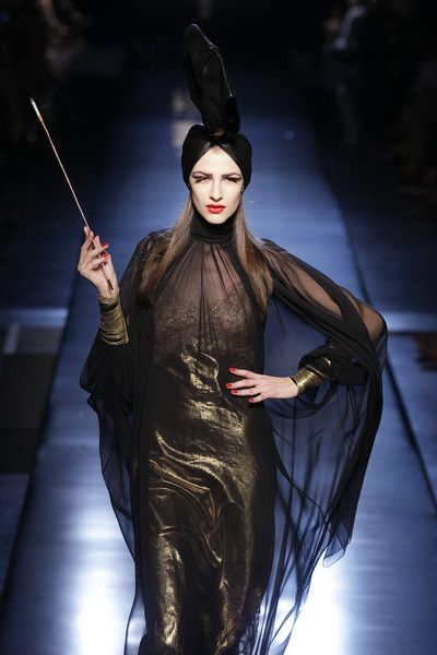 Jean Paul Gaultier at Couture Fall 2010