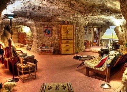 Resultado de imagen para Kokopelli's Cave Bed & Breakfast (Farmington, en Nuevo México, Estados Unidos).