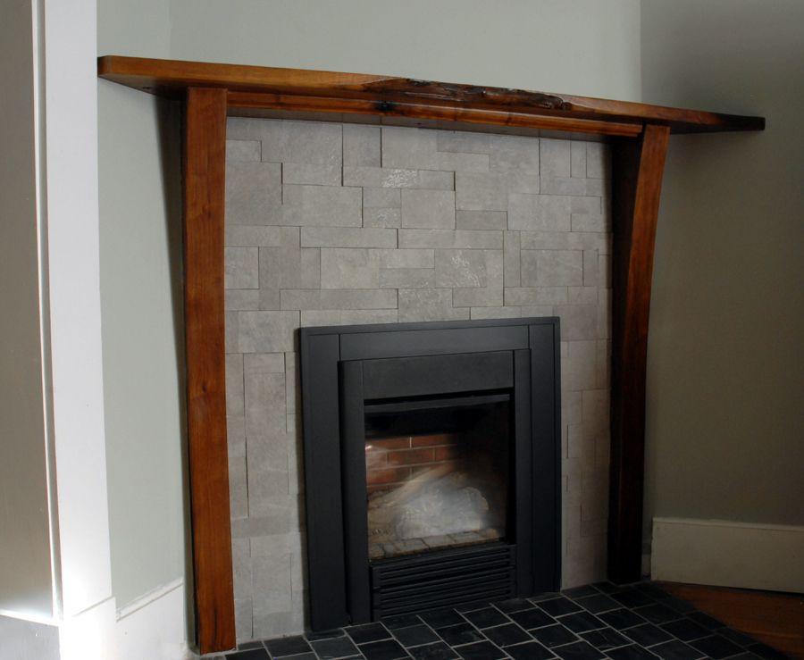 Fireplace Mantel - Reader's Gallery - Fine Woodworking - Fireplace Mantel -  Reader's Gallery - Fine - Simple Fireplace Mantels IDI Design