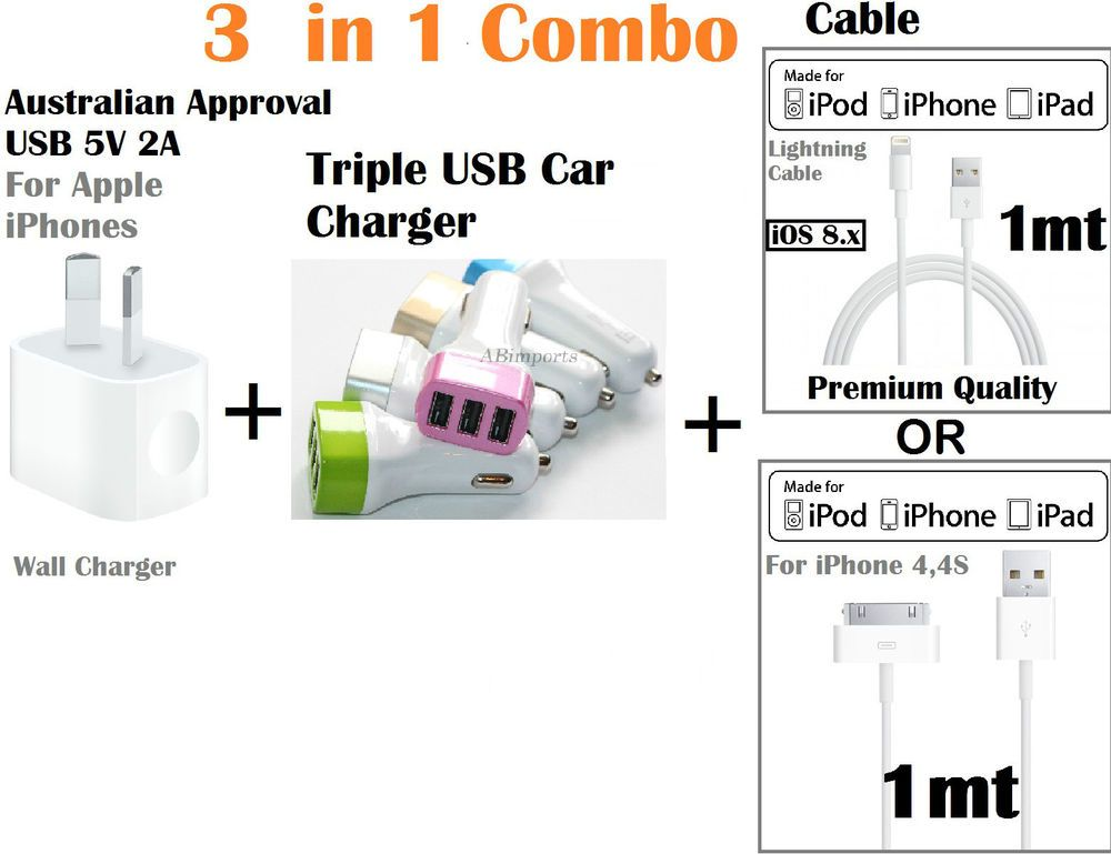 genuine iphone wall charger data cable for iphone 6 s plus 5s 4s genuine iphone wall charger data cable for iphone 6 s plus 5s 4s usb
