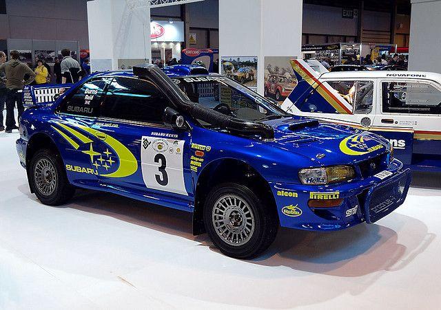 Ameilia Rose Coiffeur Ameilia Rose Coiffeur Rally Rally Car Subaru
