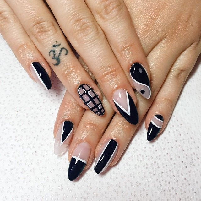Sharp Nail Designs | Graham Reid