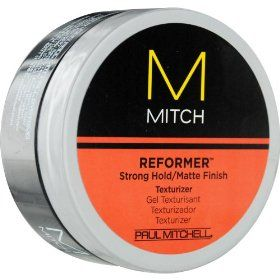 Paul Mitchell Men by Paul Mitchell Mitch Reformer Strong Hold/Matte Finish Texturizer for Men, 3 Ounce $20.00