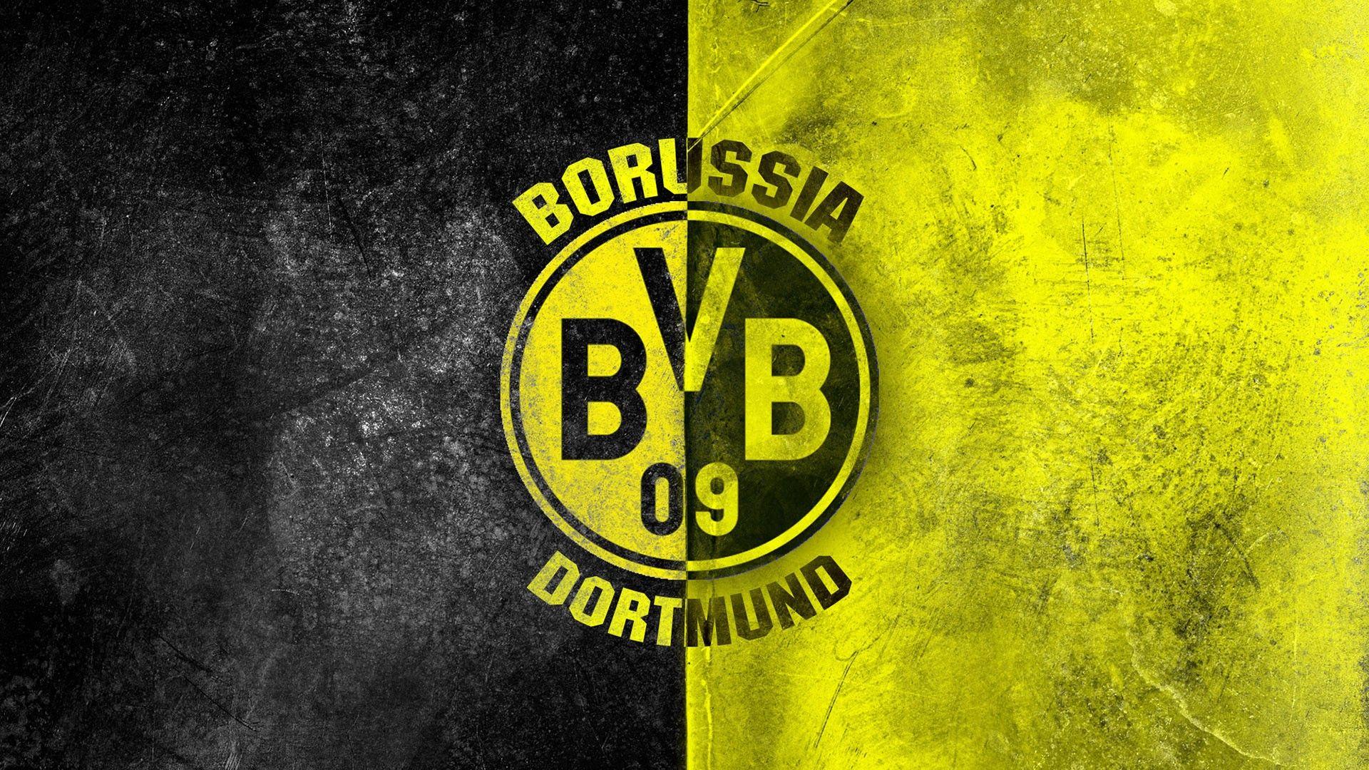 1920x1080 Borussia Dortmund Football Logo Borussia Dortmund Wallpaper Dortmund