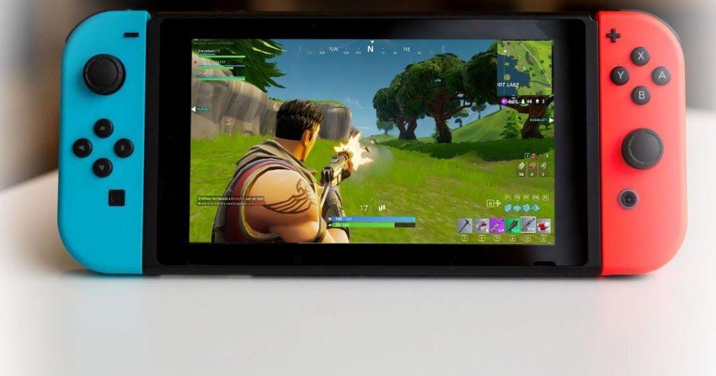 Qjb Fortnite Nintendo Switch Pin On Gunner