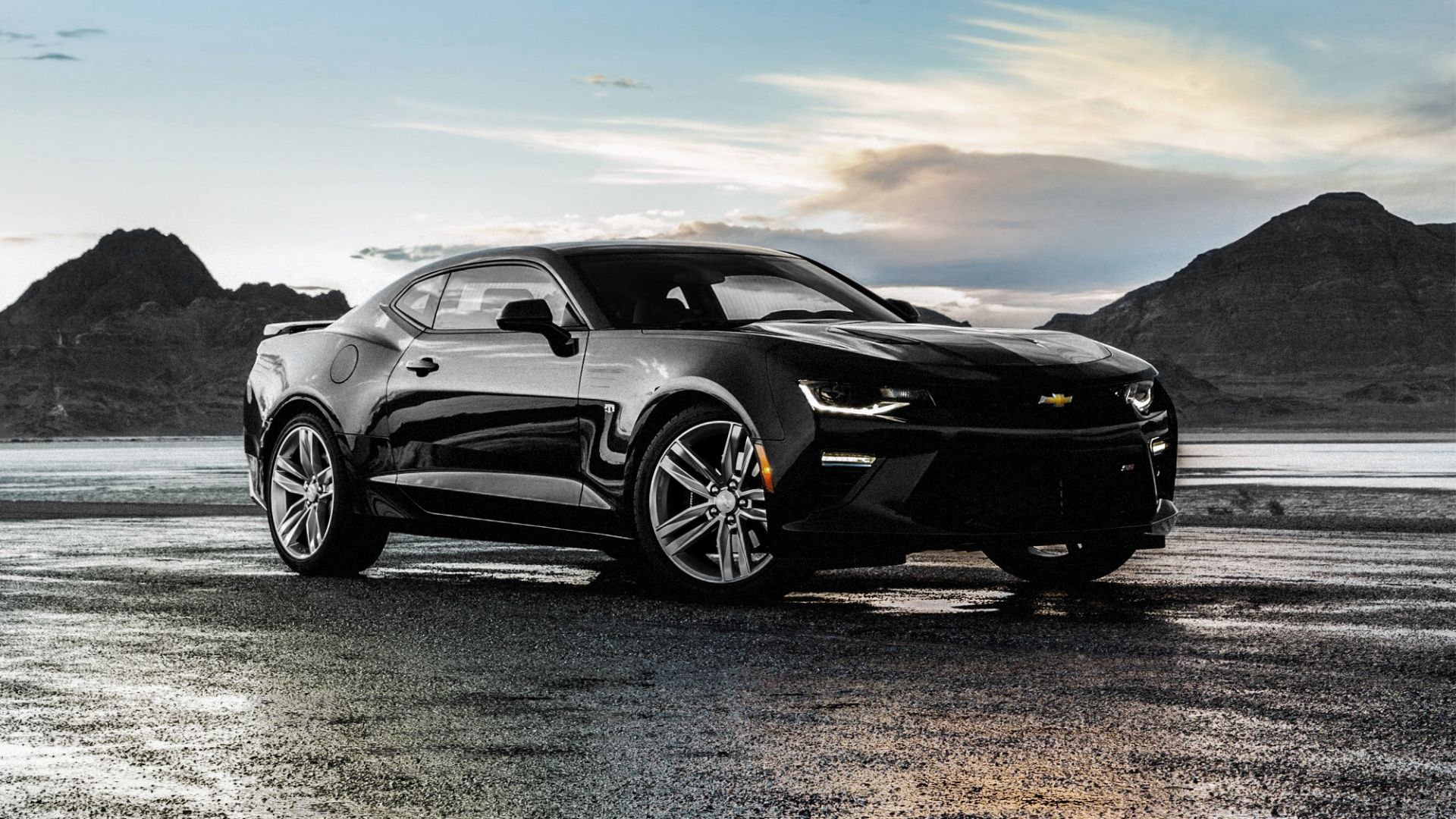 Chevrolet Camaro Ss Muscle Car Wallpapers And Backgrounds
