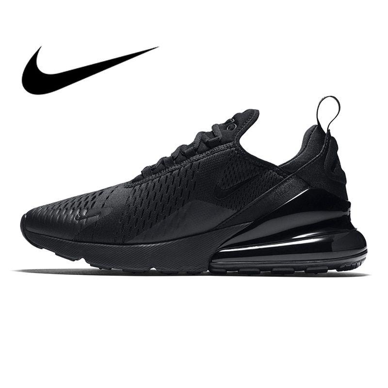 Original Nike Air Max 270 Men's Breathable Running Shoes