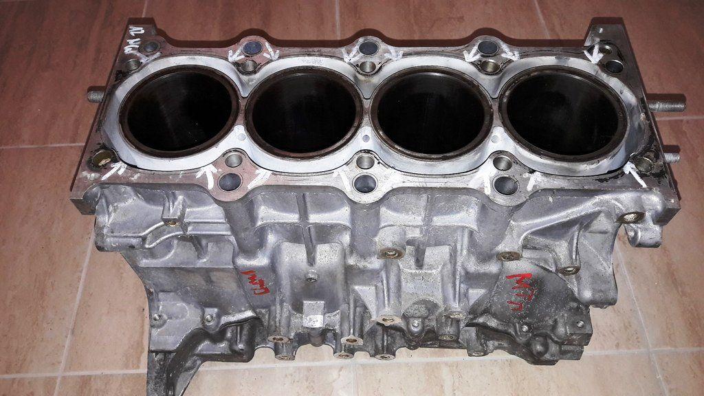 Engine Block Spares Or Repairs For Suzuki Grand Vitara Sx4 2 0 Petrol J20a Engine Block Engineering Petrol