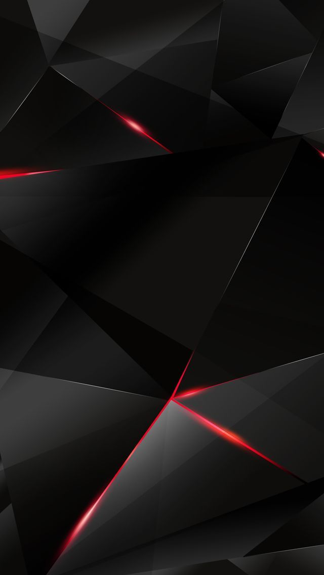 Tap And Get The Free App Art Creative Black White Red Pattern