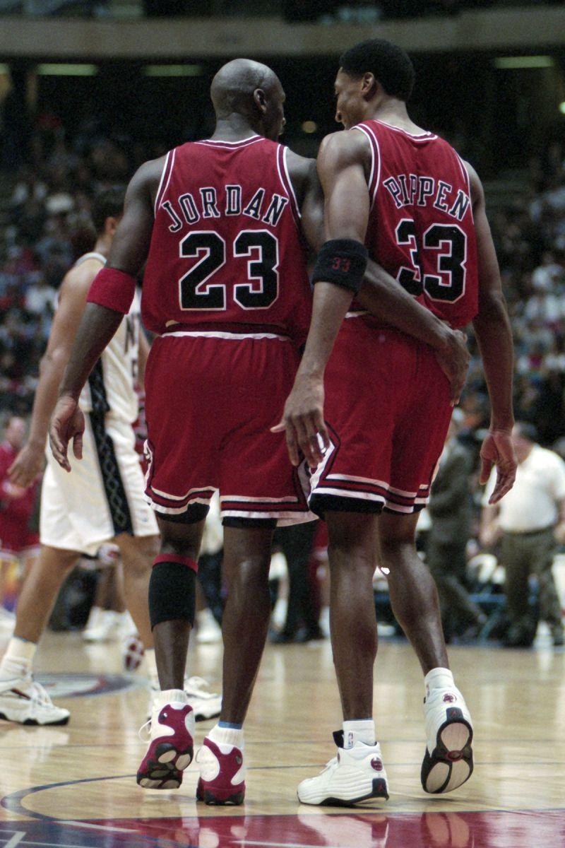 13 MJ Red XIII · Jordan BullsJordan ...