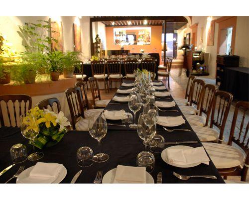 restaurante mi vida #decoración #boda #civil #méxico | decoración
