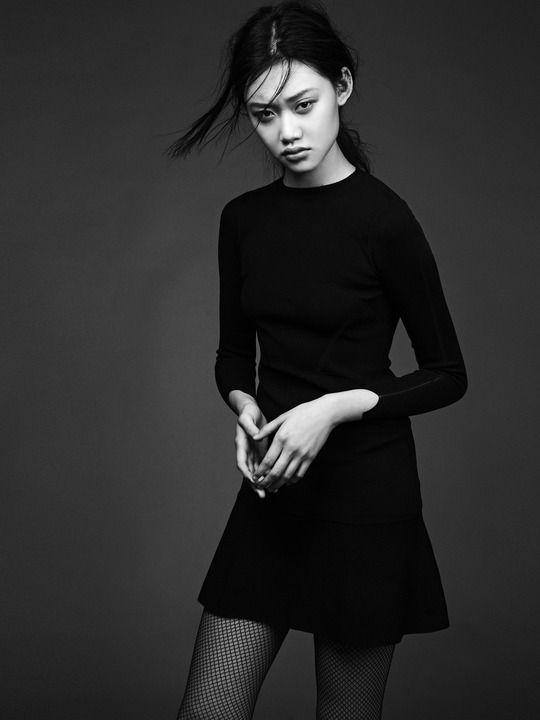 Jessie Li @Next models