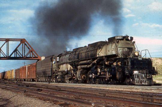 steam engine workout
