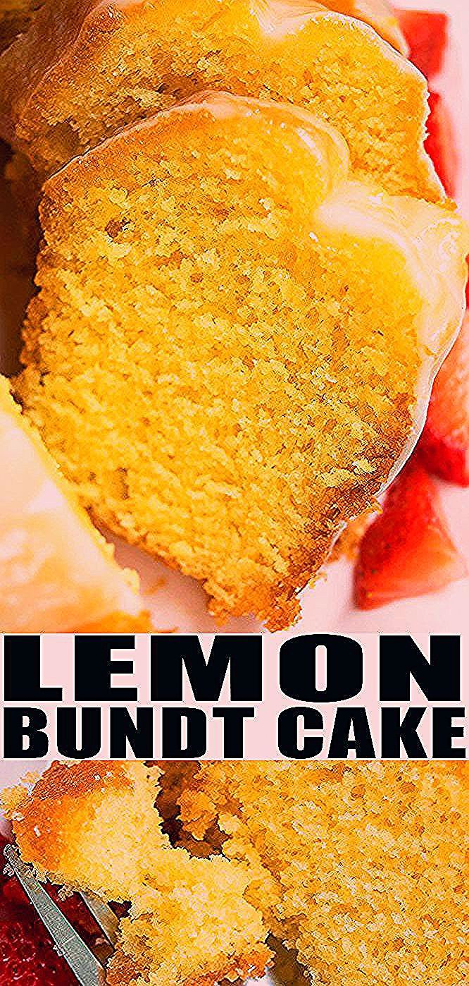 LEMON BUNDT CAKE RECIPE- Best, quick, easy, classic, old fashioned, homemade with simple ingredient