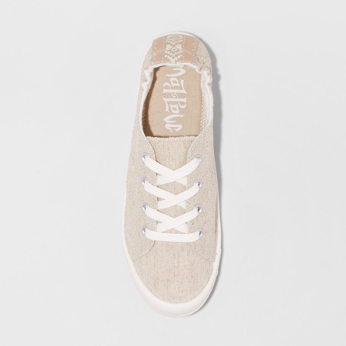 Mad Love Lennie Lace up Sneakers - Tan