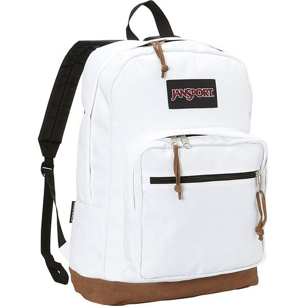 good selling hot-selling professional 100% high quality JanSport Right Pack Laptop Backpack ($58) ❤ liked on ...