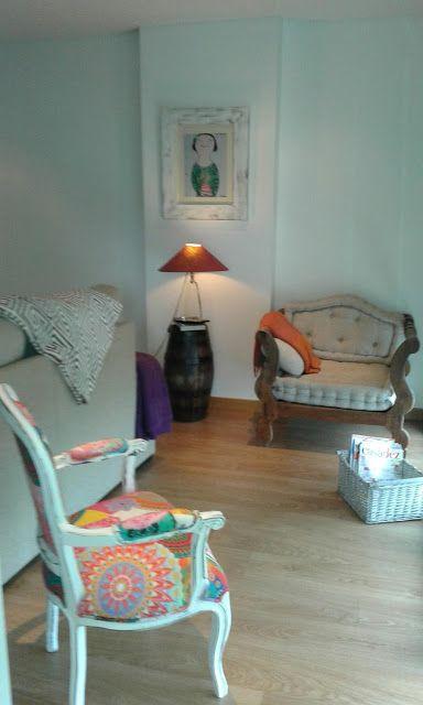 Cantinho da Ana - Ideias decorativas: My living room