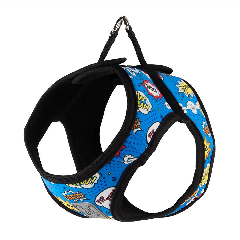 Stepin Cirque Dog Harness Comic Sounds Dog harness