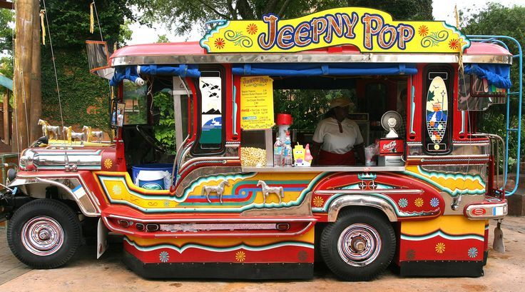 burger mobilecart business in the Philippines bike