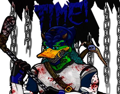 "Check out new work on my @Behance portfolio: ""Killer Duck"" http://on.be.net/1EaAEDD"