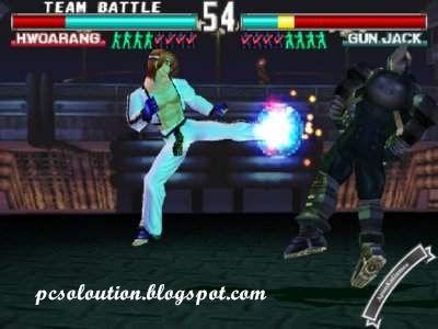 Tekken 3 psp