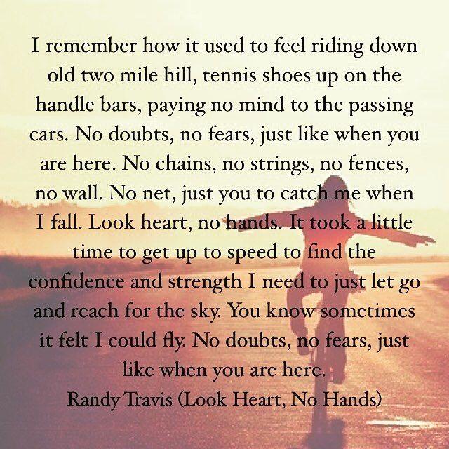 Randy Travis - Look Heart, No Hands