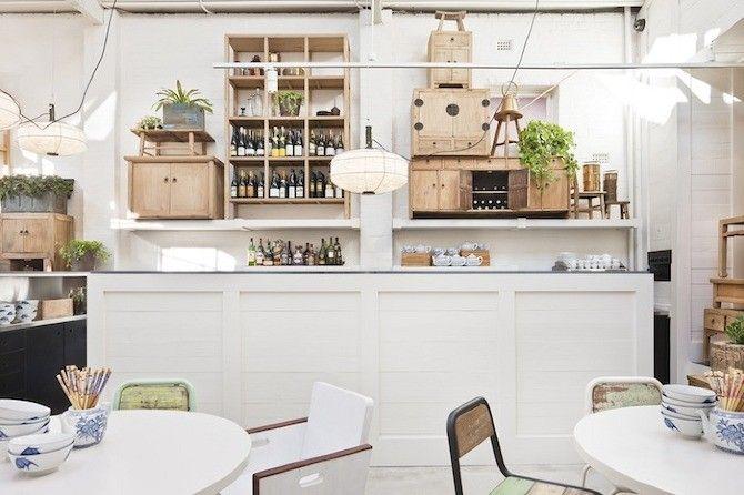 David's Restaurant in Australia