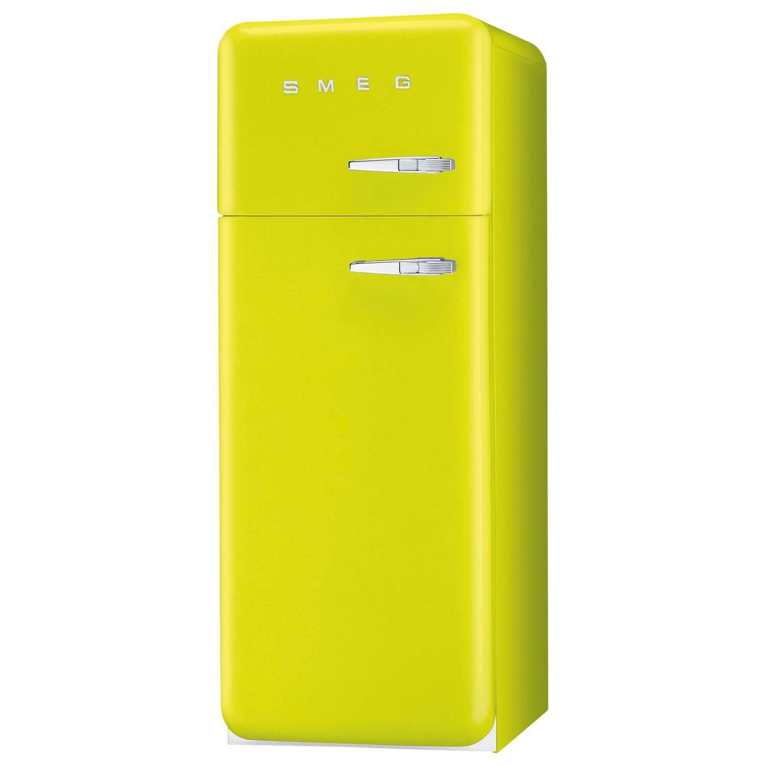 Yellow Fridge Freezer Old Fashioned Colourful Fridge Coxandcoxkitchen Ideas