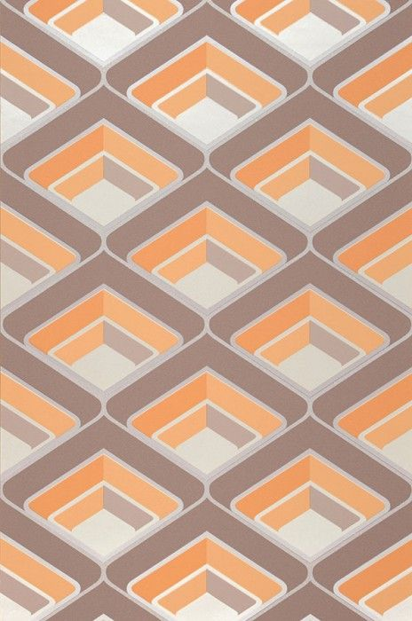 Corona Groovy Decorating In 2019 Retro Wallpaper Tile