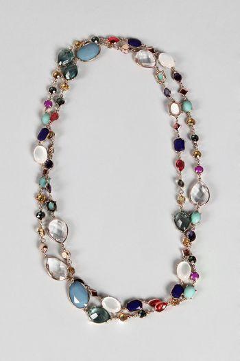 923e7e40fdd9 Audrey Necklace on Emma Stine Limited Collares De Perlas