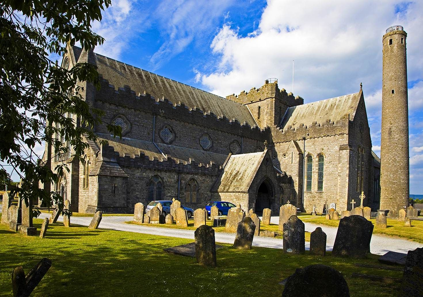 Kilkenny's Cathedral of St Canice