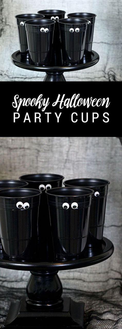 30+ Homemade Halloween Decoration Ideas Halloween crafting/diy for