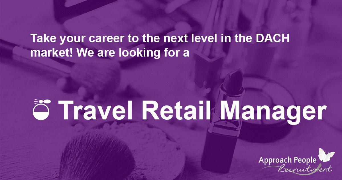 Jobalert Travel Retail Manager Wanted In Frankfurt Germany