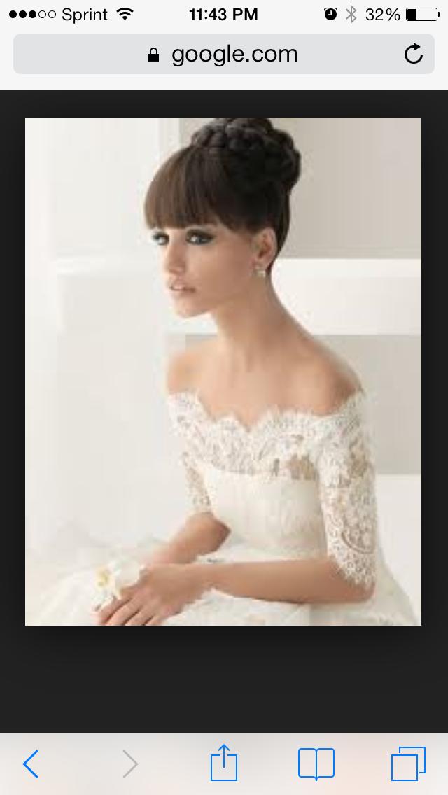 Pin By Yesenia Contreras On Bridal Makeup Lace Weddings Wedding