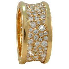 BULGARI B. Zero 1 Ring- if only this were in white gold..