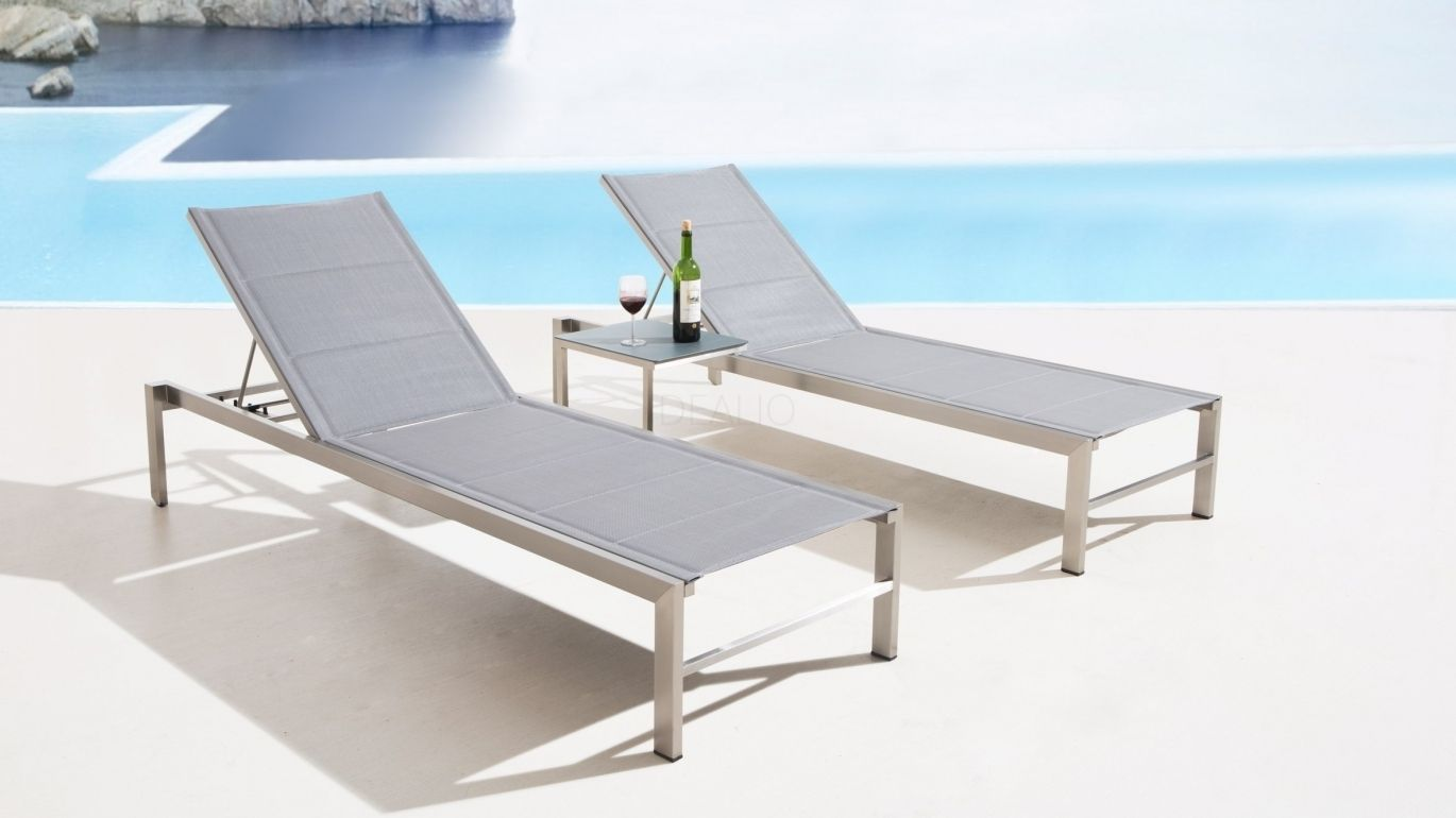 Element Outdoor Sun Lounge And Table Twin Set Lavita Furniture