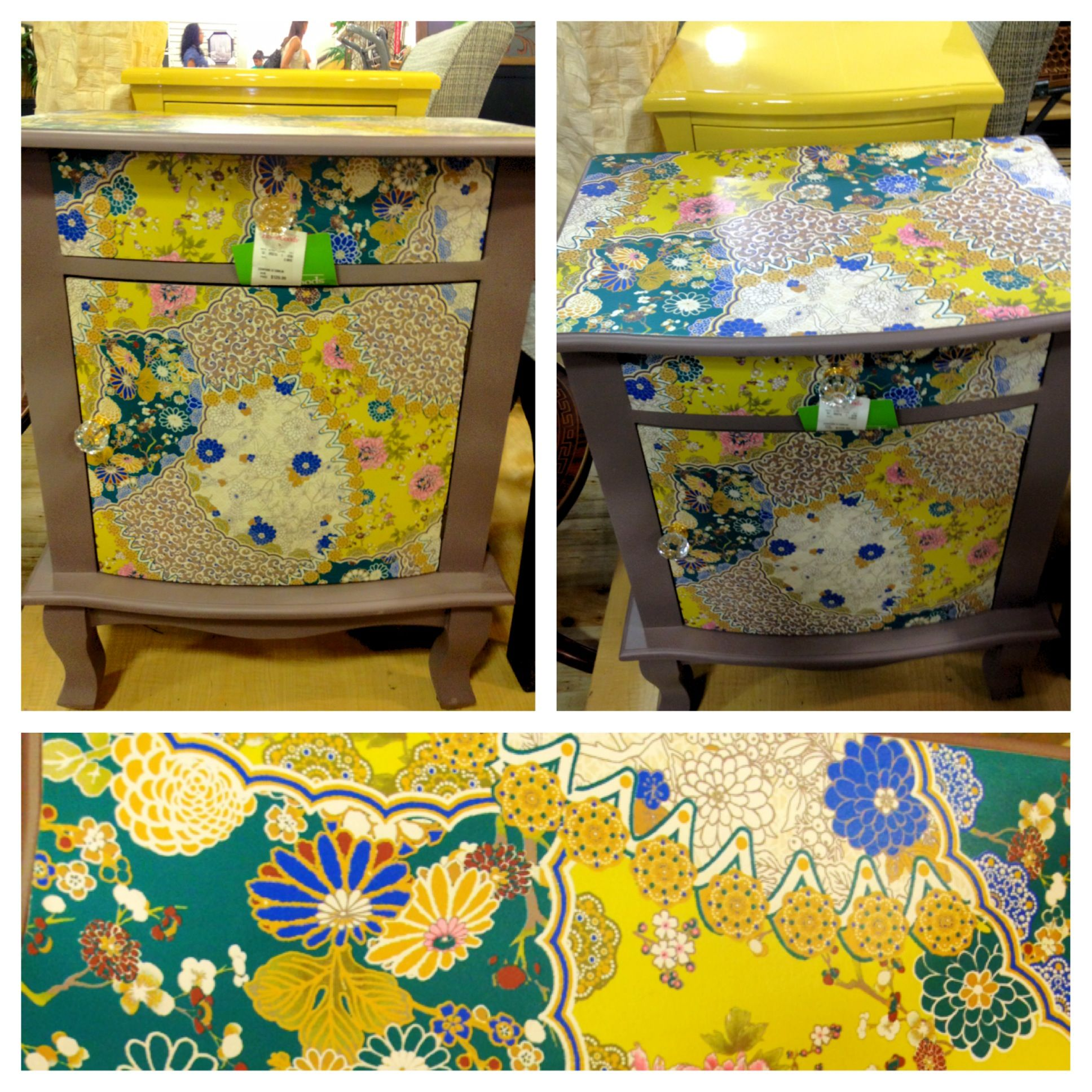 Cynthia rowley Night table dresser nightstand from ...