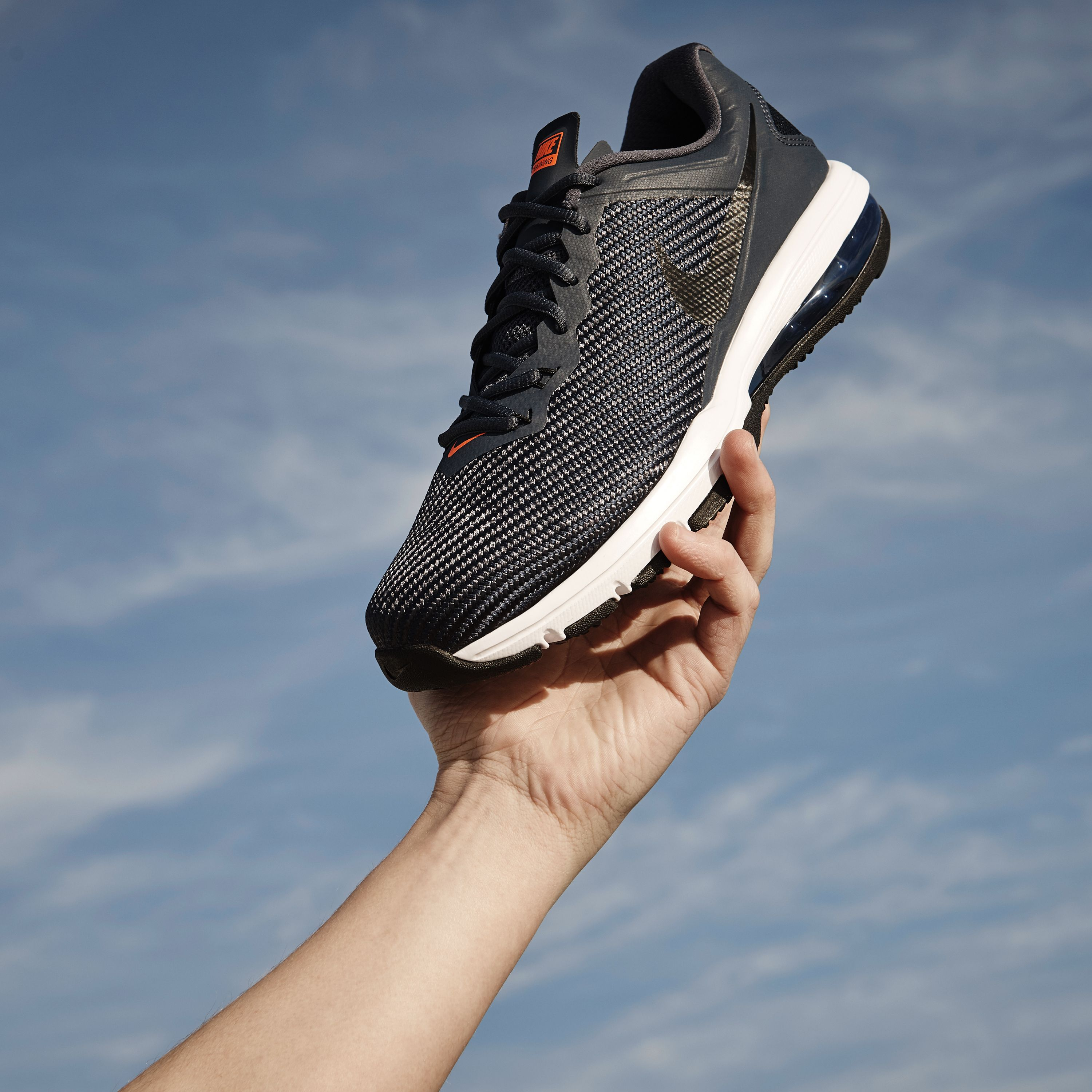 lowest price 86a3b 5efa1 For a trainer that will give you a comfortable journey from start to finish  look no further than the Nike Air Max Full Ride.