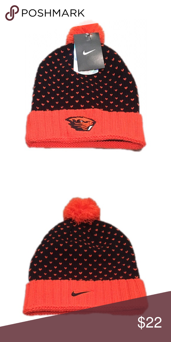 Licensed  Oregon State  Beavers Cap /& Beanie  NEW