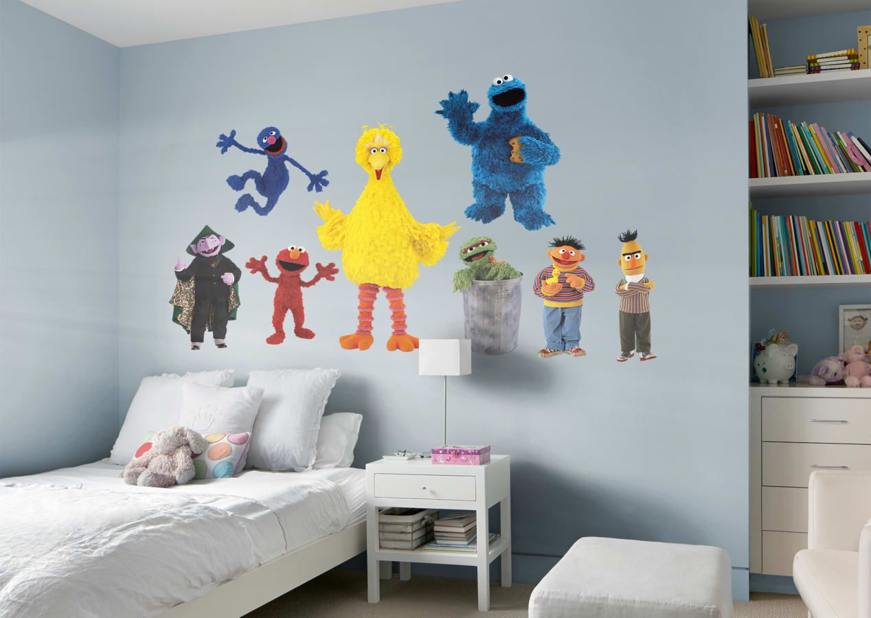 Sesame Street Bedroom Sesame Street Nursery Ideas Get All Your