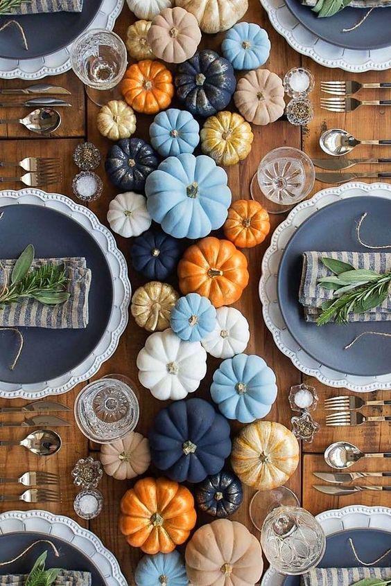 DIY Thanksgiving Decor