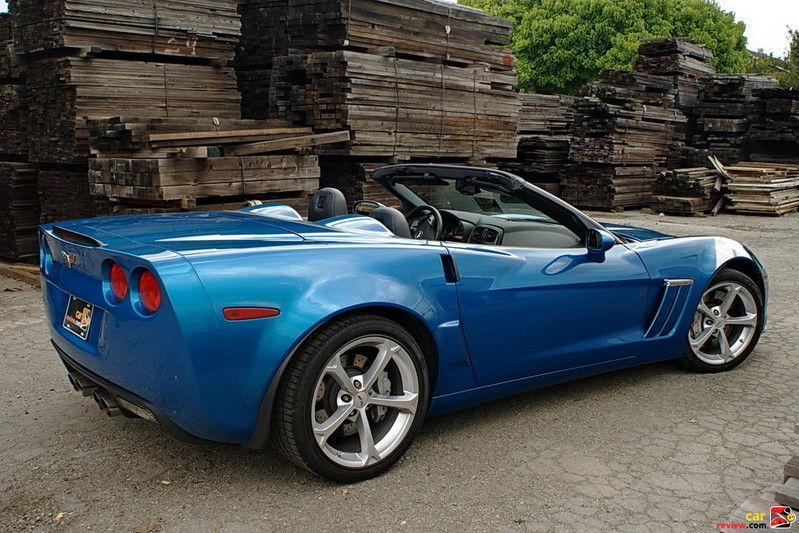2010 Chevrolet Corvette Grand Sport Convertible Corvette