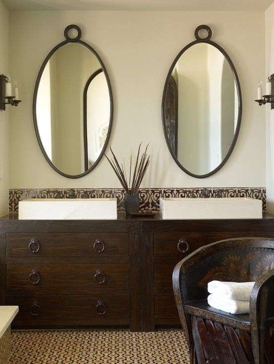 Master Bathroom En Espanol beautiful interior decorating ideas blending mexican style and